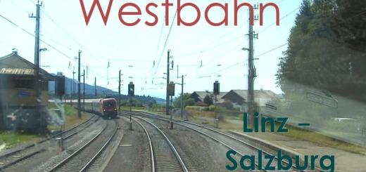 linz salzburg führerstandsmitfahrt
